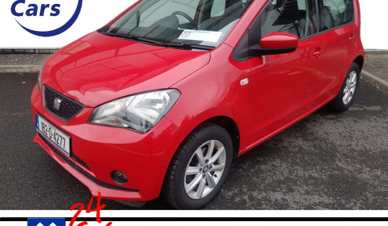 2018 Seat Mii in Red full