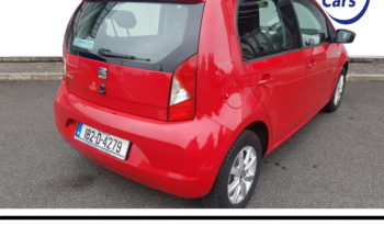 2018 Seat Mii 1.0 in Red full
