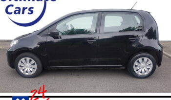 2018 Volkswagen Up in Black full