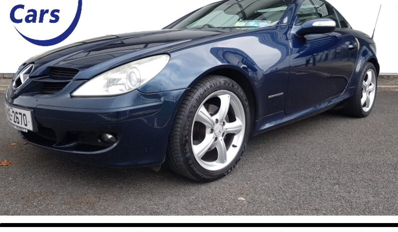 2010 Mercedes SLK200 Petrol full